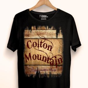 Colton Mountain - Real Country Music Lover shirt