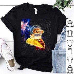 Crazy Space Taco Cat shirt