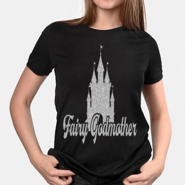 Fairy Godmother Castle shirt
