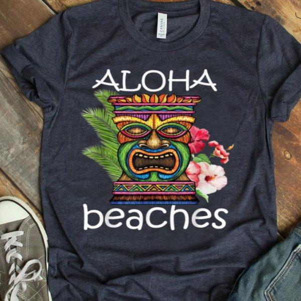 Friday Hawaii Hawaiin Tiki shirt