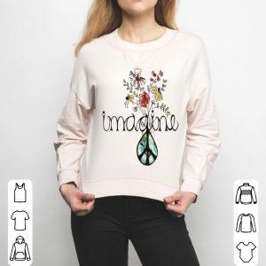 Imagine Flower shirt
