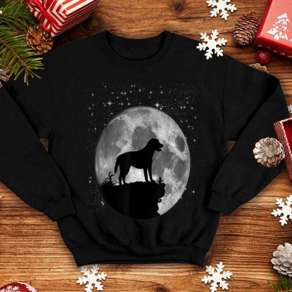 Labrador Labs Dog Moon Landing 50th Anniversary shirt