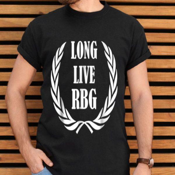 Long Live RBG Ruth Bader Ginsburg shirt
