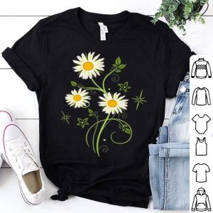 Marguerites Daisy Spring Summer Daisies Flower shirt