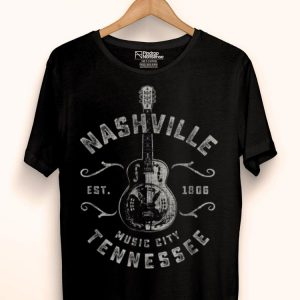 Nashville Music Lover City Usa Vintage shirt