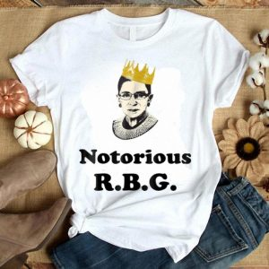 Notorious RBG Notorious Ruth Bader Ginsburg shirt