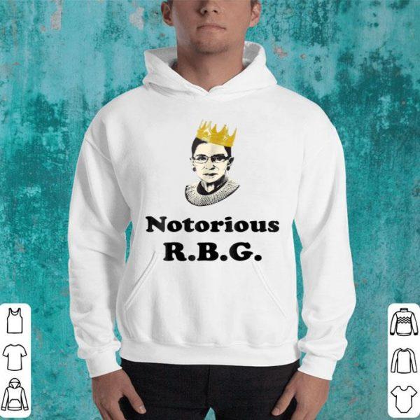 Notorious RBG Notorious Ruth Bader Ginsburg shirt