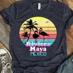 Riviera Maya Mexico Tropical Vacation Summer shirt