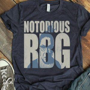 Ruth Bader Ginsburg Notorious RBG Supreme Court Feminism shirt