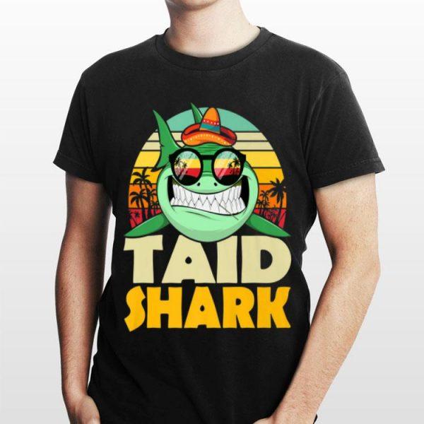 taid Shark With Sunglass Hawaii Vintage shirt
