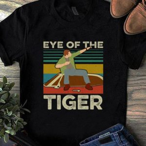 Awesome Dean Winchester Eye Of The Tiger vintage shirt