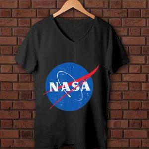 Awesome The official NASA Logo shirt