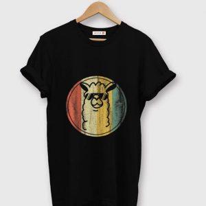 Awesome Vintage kein Prob Lama Alpaka shirt