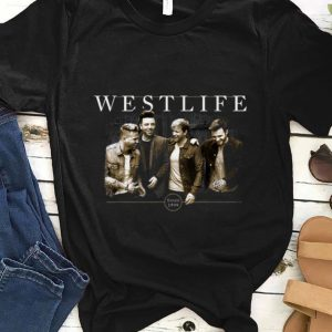 Awesome Westlife Official Since 1999 shirt