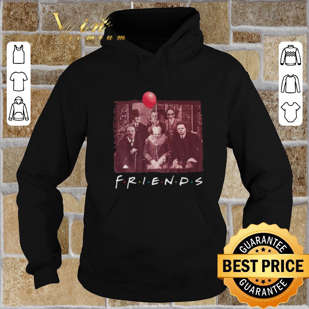 Hot Halloween Jason Voorhees Friends TV Show Horror movie characters shirt 4 - Hot Halloween Jason Voorhees Friends TV Show Horror movie characters shirt