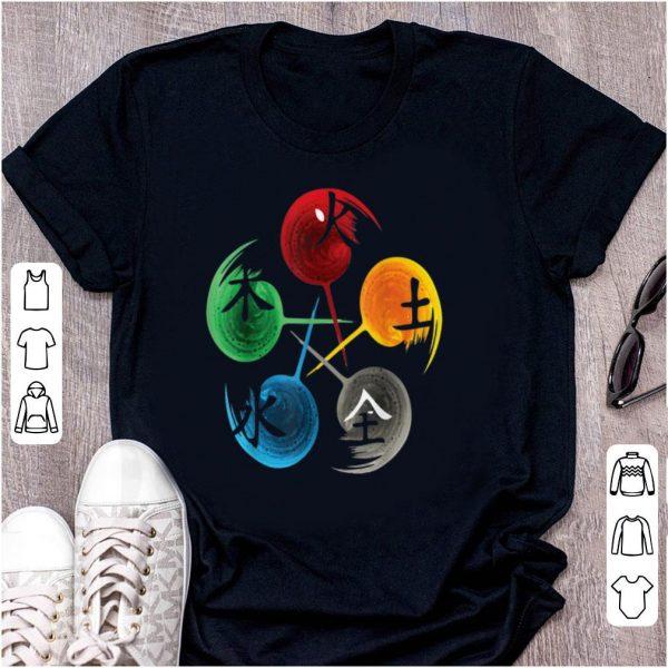 Hot The Five Elements Of Qigong Tai Chi shirt
