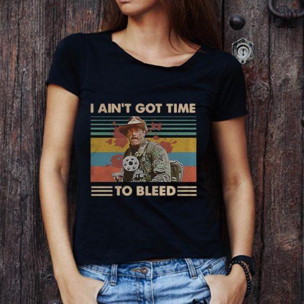 Hot Vintage Blain Predator I Ain't Got Time To Bleed shirt