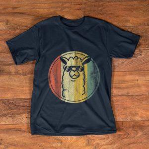 Hot Vintage kein Prob Lama Alpaka shirt