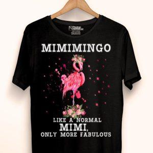 Mimimingo Like A Normal Mini Only More Fabulous shirt