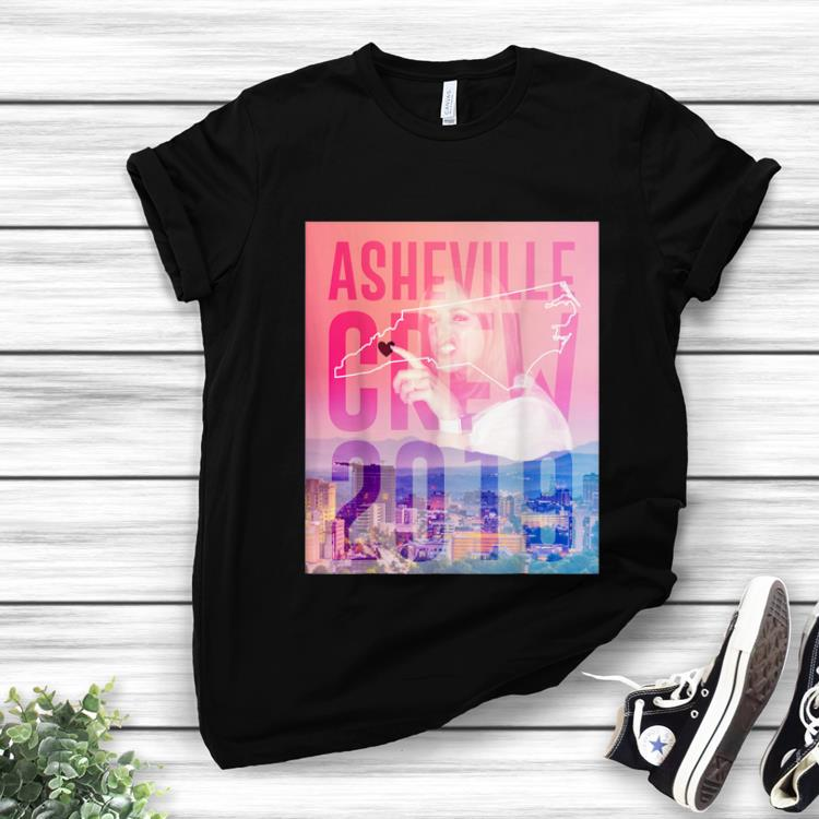 Nice Asheville Crew 2019 Side Piece Action shirt 1 - Nice Asheville Crew 2019 Side Piece Action shirt