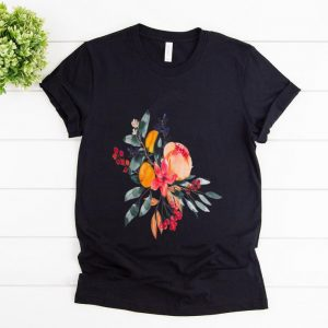 Nice Fall Colors Flowers shirt