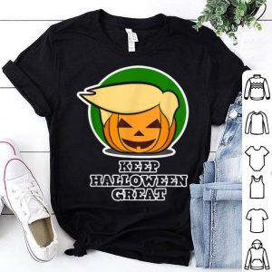 Nice Trumpkin - Keep Halloween Great - Pumpkin Trump shirt