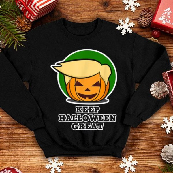 Nice Trumpkin - Keep Halloween Great - Pumpkin Trump shirt