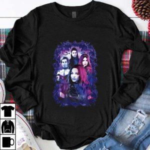 Official Disney Descendants 3 Carlos Jay Mal and Evie shirt