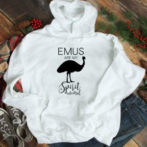 Official Emus Are My Spirit Animal shirt