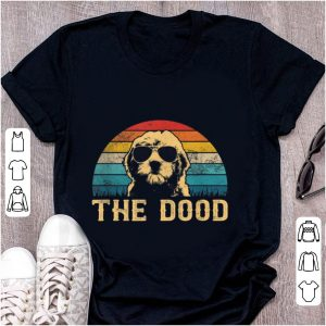 Official Vintage Goldendoodle The Dood shirt