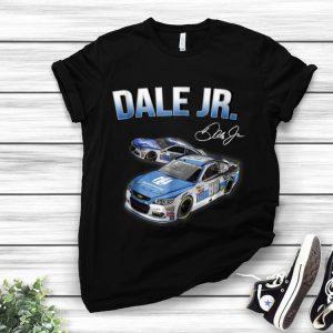 Premium Dale Earnhardt Jr. Fan For Life Accomplishments shirt