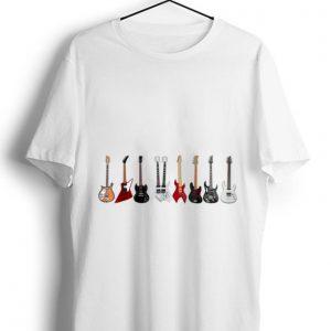 Premium Guitar Electric Musical Instrument Rock N Roll shirt