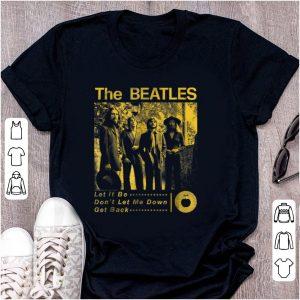Premium The Beatles Sepia 1969 shirt