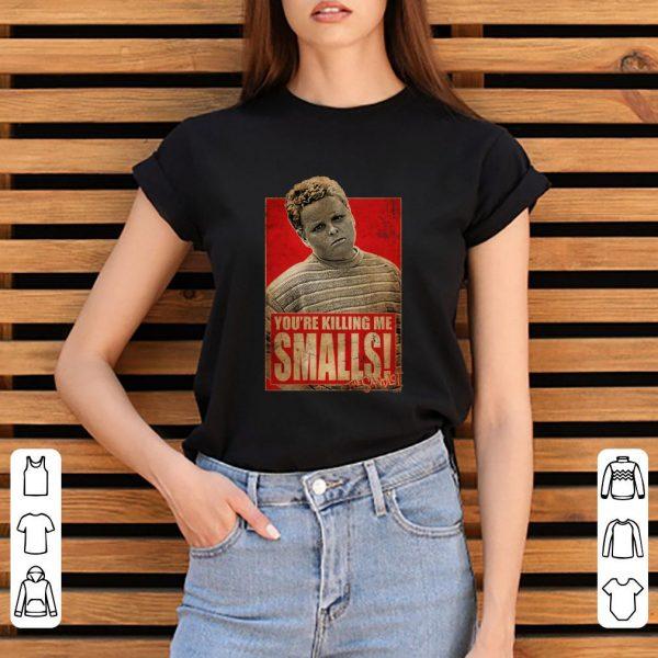 Premium The Sandlot Killing Me Smalls Poster shirt