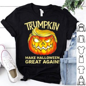 Premium Trumpkin Make Halloween Great Again Funny shirt