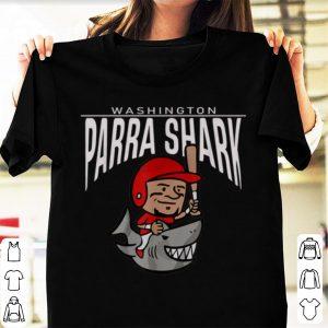 Premium Washington Gerardo Parra Shark shirt