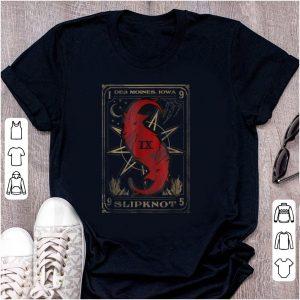 Pretty Slipknot Tarot Card Goat shirt