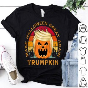 Awesome Trumpkin Make Halloween Great Again Vintage shirt