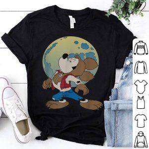 Beautiful Disney Mickey Mouse Werewolf Halloween Costume shirt
