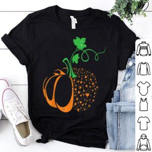 Beautiful Pumpkin Wine Halloween Costume Women Men Gift shirt