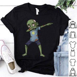 Funny Dabbing Zombie Halloween - Dab Funny Zombies shirt