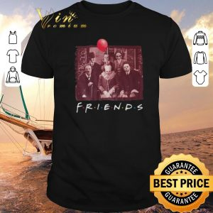 Funny Pennywise Friends TV Show Scariest Horror Movies characters shirt sweater