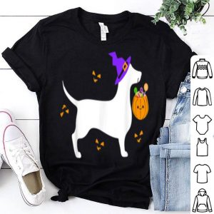 Official Dachshund Halloween Costume Outfit Pumpkin Dog Cute B07wqy5gql - shirt
