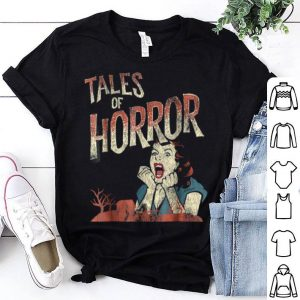 Official Vintage Horror Movie Poster Funny Halloween shirt