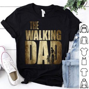 Top The Walking Dad - Funny Halloween For Men shirt