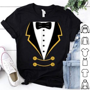 Beautiful Ringmaster Costume Halloween Easy Simple Gift shirt