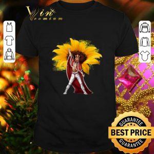 Best Sunflower Freddie Mercury The King Of Queen shirt