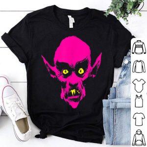 Funny Nosferatu Halloween Vampire Classic Horror Dracula shirt