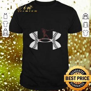 Hot Under Amour baseball shirt