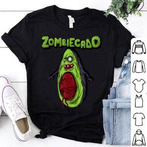 Nice Zombiecado Zombie Avocado Halloween Funny shirt